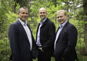 CH-Bioforce: Sebastian von Schoultz, Nicholas Lax, Lari Vähäsalo